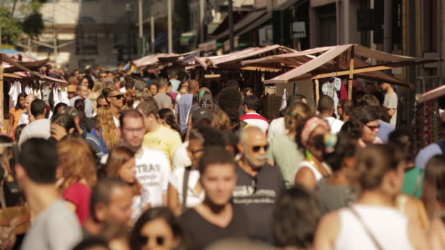 stockvideo's en b-roll-footage met market place - brazilië