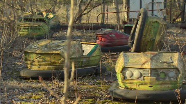 stockvideo's en b-roll-footage met nnbk911e) - kernramp van tsjernobyl