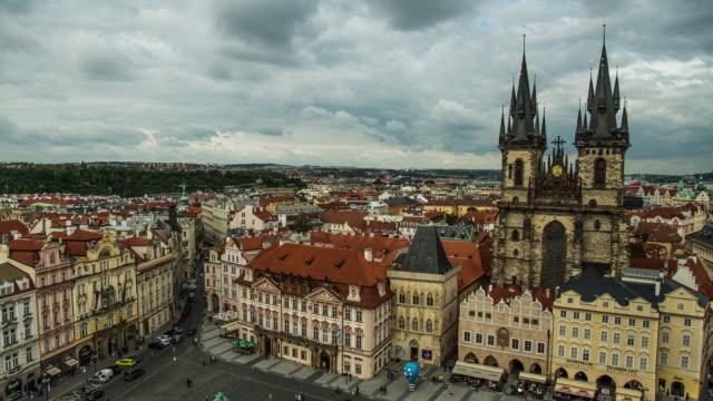 prague - eastern european culture stock videos & royalty-free footage