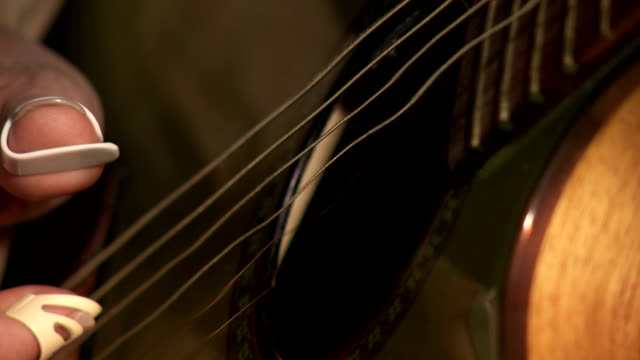 country guitar - keithmckenzie stock videos & royalty-free footage