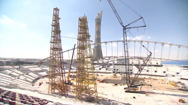 vidéos et rushes de nnbr876b) - qatar