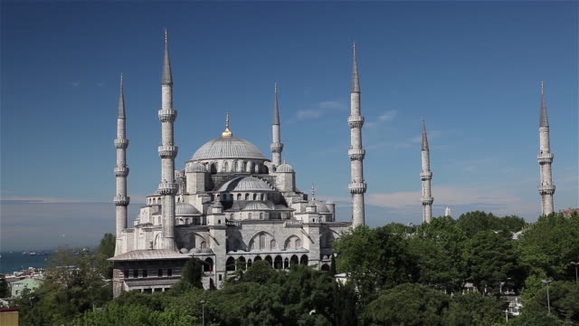 BLUE MOSQUE SULTAN AHMET CAMII