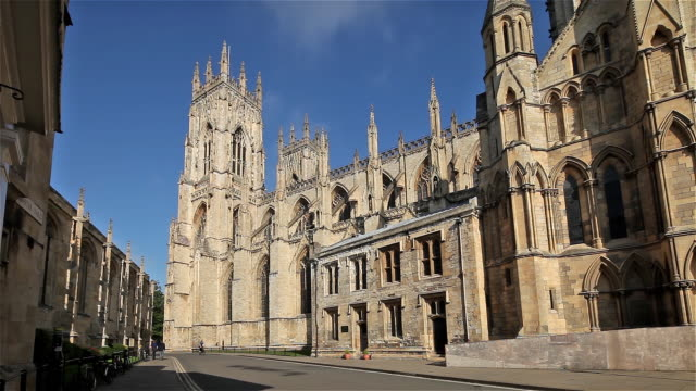 york minster - minister clergy stock videos & royalty-free footage