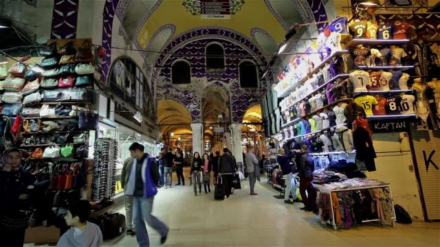 bag and football shirt stall - shirt stock videos & royalty-free footage
