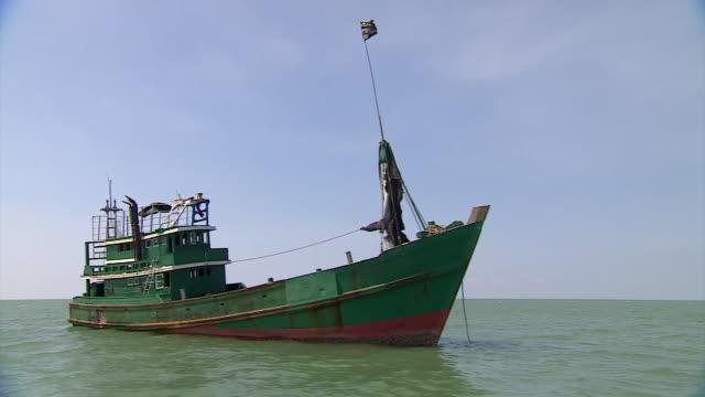 vídeos y material grabado en eventos de stock de nnps638f - mar de andamán