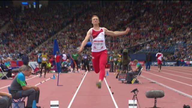 nnbk747p - long jump stock videos & royalty-free footage