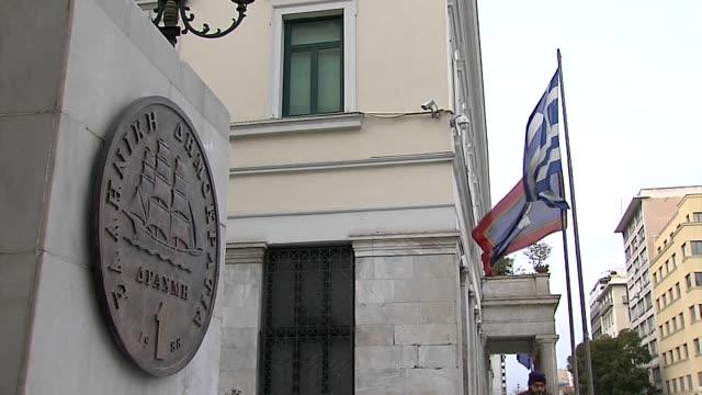 nnbk891h - griechische flagge stock-videos und b-roll-filmmaterial