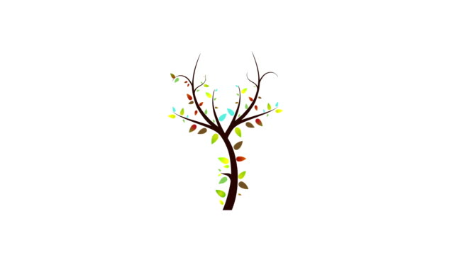tree growth - root stock videos & royalty-free footage