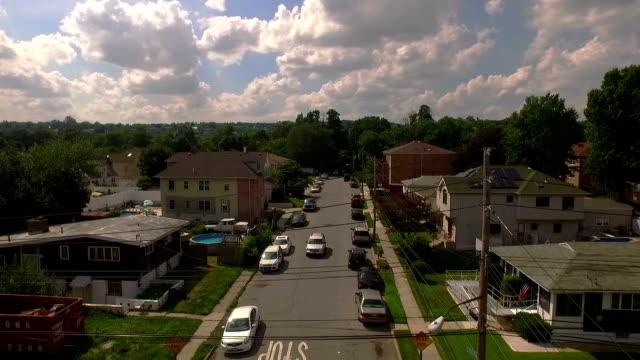 si neighborhood 4 - staten island stock videos and b-roll footage