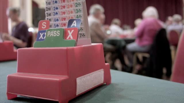 vidéos et rushes de nnps355b) - cartes à jouer
