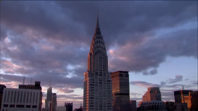 - chrysler building stock videos & royalty-free footage