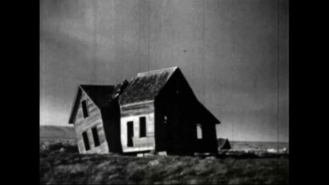 - dust bowl stock videos and b-roll footage
