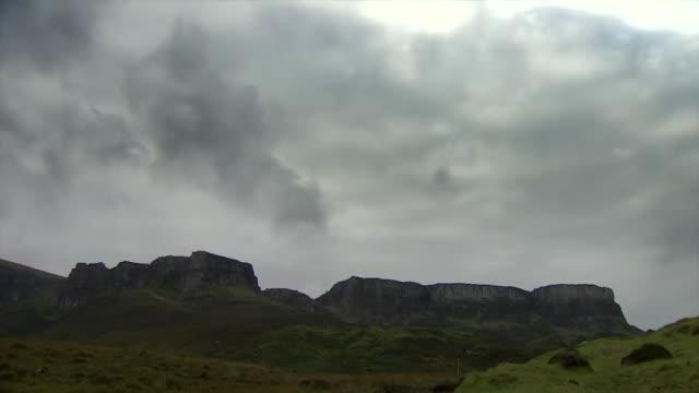 nnbr956w - insel skye stock-videos und b-roll-filmmaterial