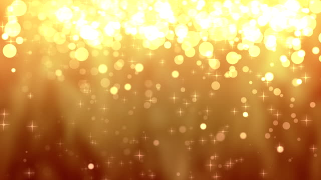 BRIGHT PARTICLE BACKGROUND