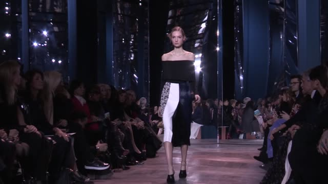 first looks | dior fashion show | haute couture 2016 | paris fashion week - 2016 stock videos & royalty-free footage