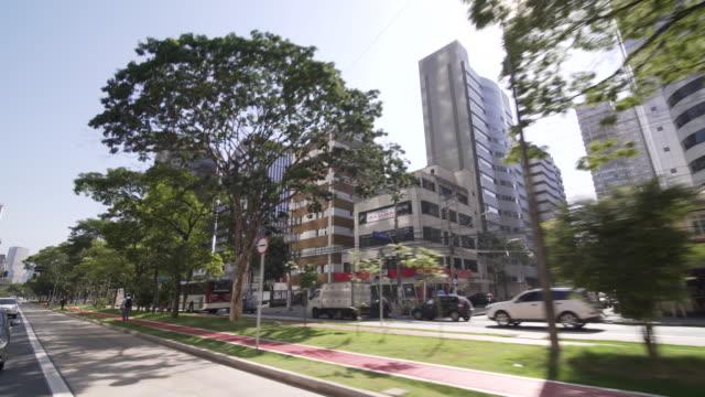 CARS IN MARGINAL PINHEIROS - SAO PAULO