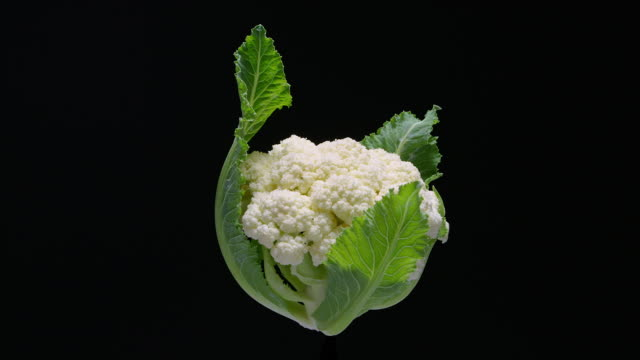 cauliflower - cauliflower stock videos & royalty-free footage