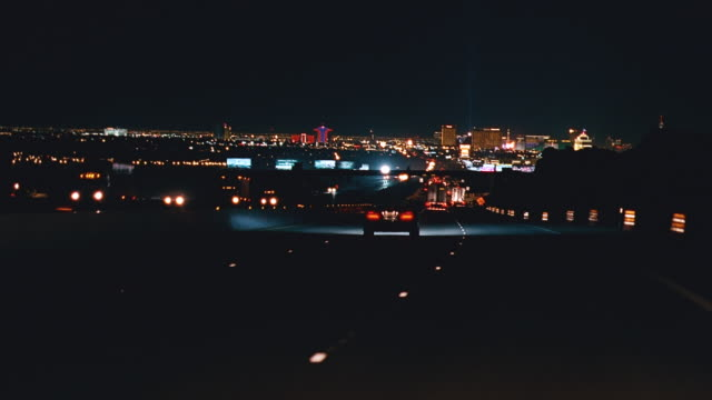 x straight forward desert highway process (i-15s to las vegas) - driving plate stock videos & royalty-free footage