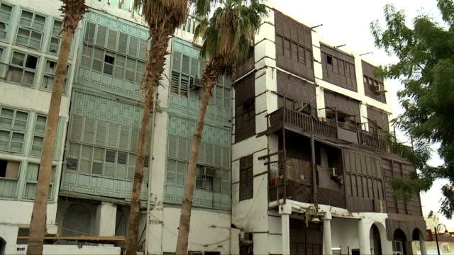 vídeos y material grabado en eventos de stock de rushes jeddah old city - jeddah