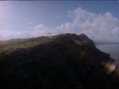 pov - hang gliding stock videos and b-roll footage