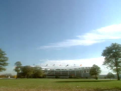 vídeos y material grabado en eventos de stock de pov - estadio rfk