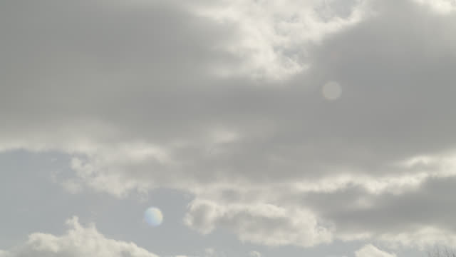 up angle of clouds in sky. - grey colour stock videos & royalty-free footage