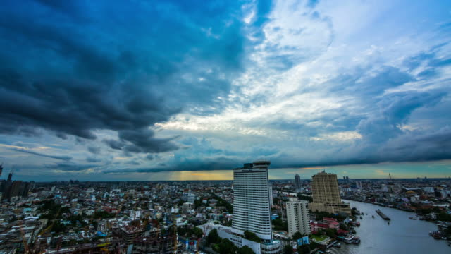 vídeos de stock e filmes b-roll de banguecoque - rio chao phraya