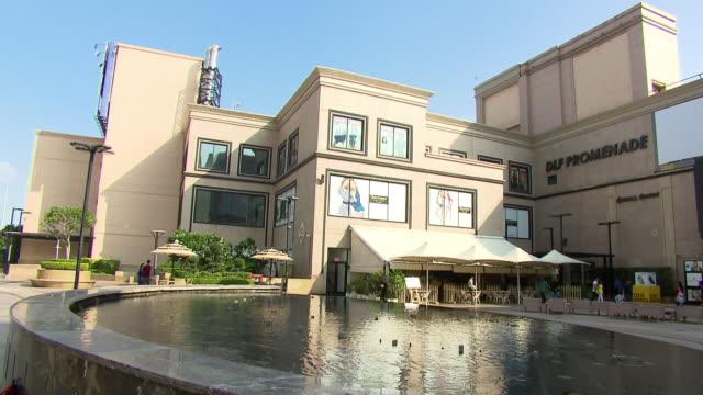 vídeos de stock e filmes b-roll de promenade mall,new delhi,india - shopping centre