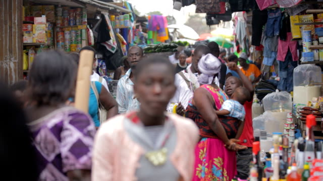 lagos nigeria - nigeria stock videos and b-roll footage