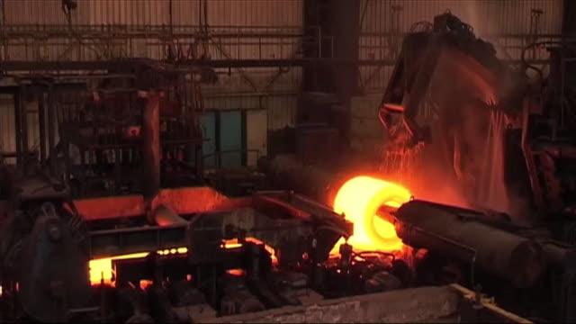 - steel mill stock videos & royalty-free footage