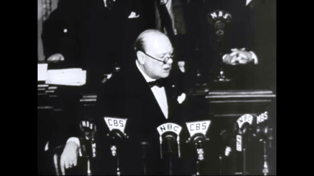 - winston churchill prime minister stock videos and b-roll footage