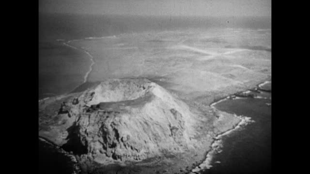 battle of iwo jima - battle of iwo jima stock videos & royalty-free footage