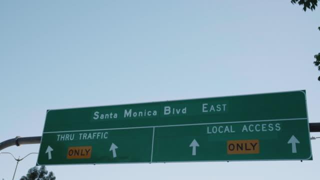 santa monica board - santa monica stock videos and b-roll footage