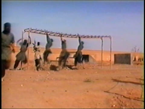 al qaeda training sequences / audio - 2001 stock videos & royalty-free footage