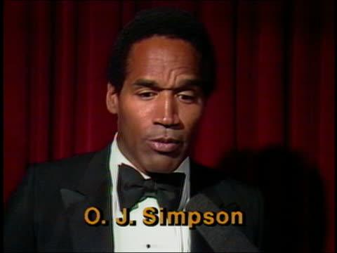 . - o・j・シンプソン点の映像素材/bロール