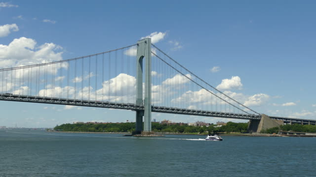 bridge - flushing queens stock videos and b-roll footage