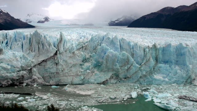 PERITO MORENO BREAKING