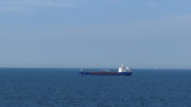 vídeos y material grabado en eventos de stock de buque-cisterna - buque tanque