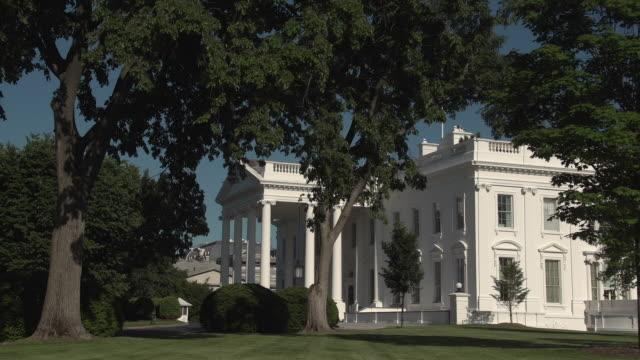 vidéos et rushes de the white house - la maison blanche