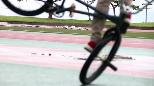 bmx - freestyle bmx stock videos and b-roll footage