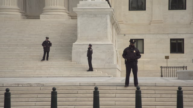 stockvideo's en b-roll-footage met us supreme court - gerechtsgebouw