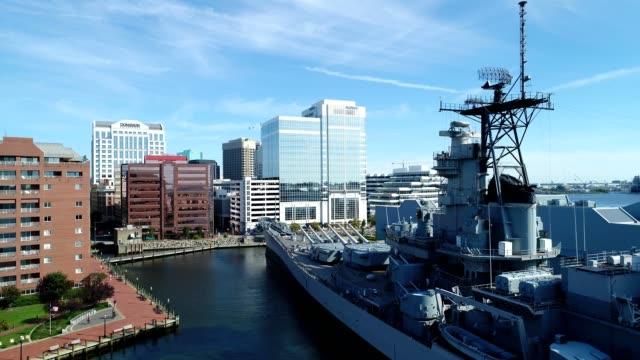 uss wisconsin - battleship stock videos & royalty-free footage