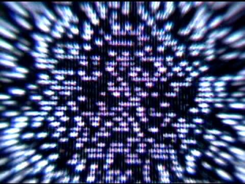 stockvideo's en b-roll-footage met tv fuzz (dv) - uitfaden