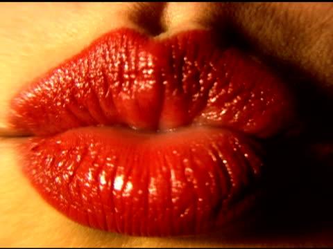 緑豊かな唇 V.2 (DV