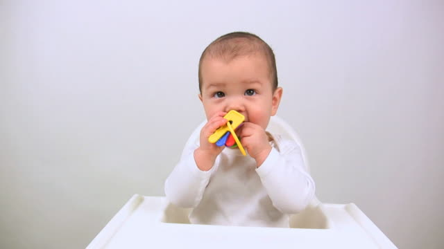 baby key v.2 (hd) - babies only stock videos & royalty-free footage
