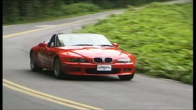 bmw z3 - bmw stock videos & royalty-free footage
