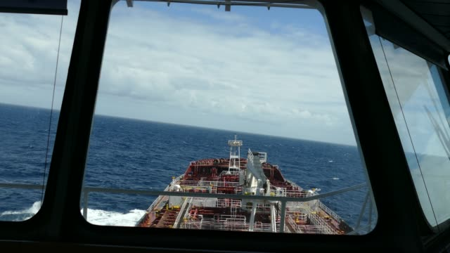 tanker - ship's bridge stock videos & royalty-free footage