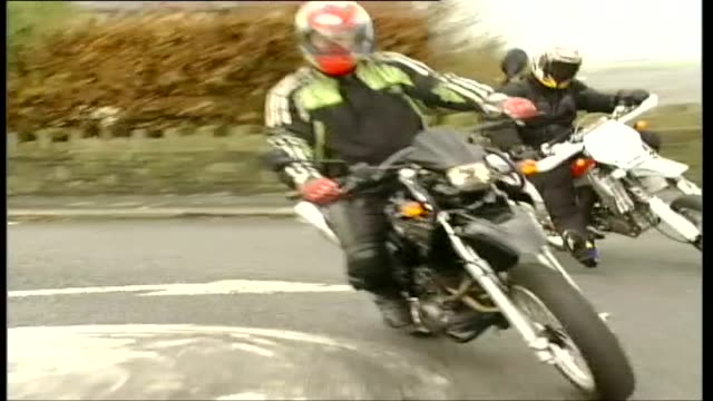 bmw r1150gs - world sports championship stock videos & royalty-free footage