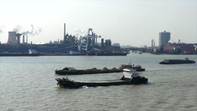 ship traffic - zhejiang province stock videos & royalty-free footage