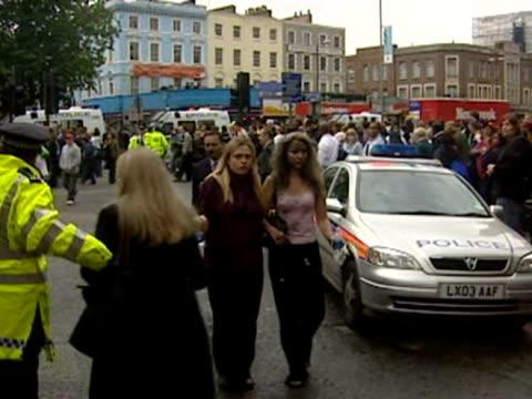 al qaeda bombing campaign on london transport network - suicide stock videos & royalty-free footage
